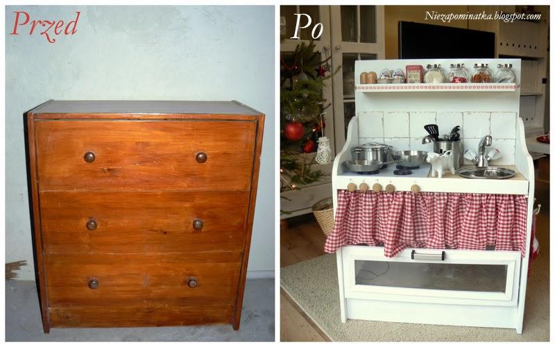 Niezapominatka Kuchenka Prawie z Ikei -> Drewniana Kuchnia Dla Dzieci Jak Zrobic