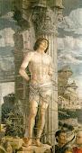 Mantegna's Saint Sebastian