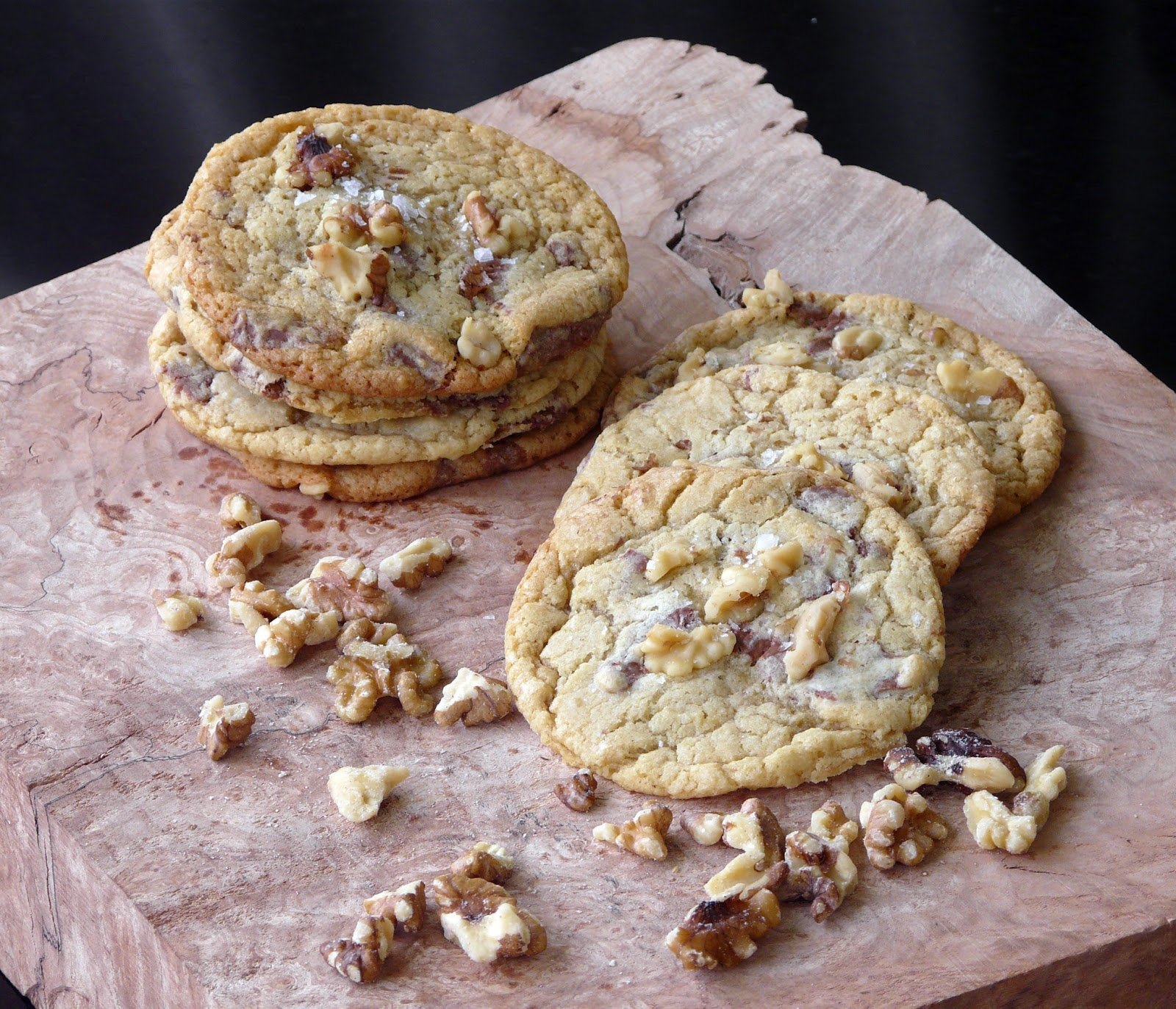 Thibeault's Table: Jacques Torres's Chocolate Chip Cookies