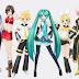 Hatsune Miku: Project Diva F chegará ao PlayStation 3 em 2013