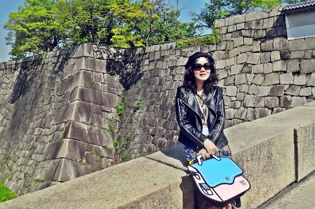 www.meheartseoul.blogspot.com | Osaka Castle (大坂城)