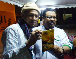 BERSAMA PENYANYI RAJA DANGDUT, IWAN SHAHMAN YANG KINI GIAT BERDAKWAH