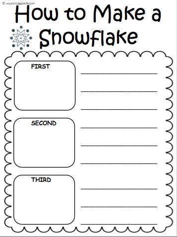 Practically Speeching: Snowflake Bentley Comprehension Packet ...