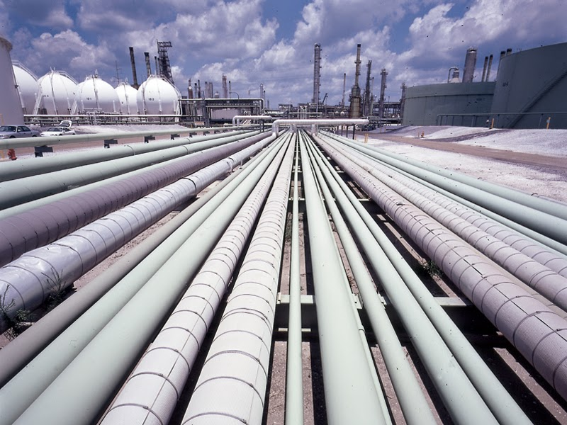 Europe Oil And Gas Pipelines Industry 2014