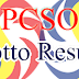 PCSO lotto draw results - July 26, 2014 Saturday