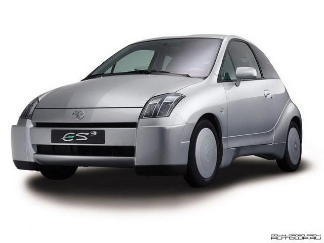 Foto Mobil Konsep Toyota ES3 05
