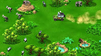 Blog Safari club, juego Wonder Zoo para android