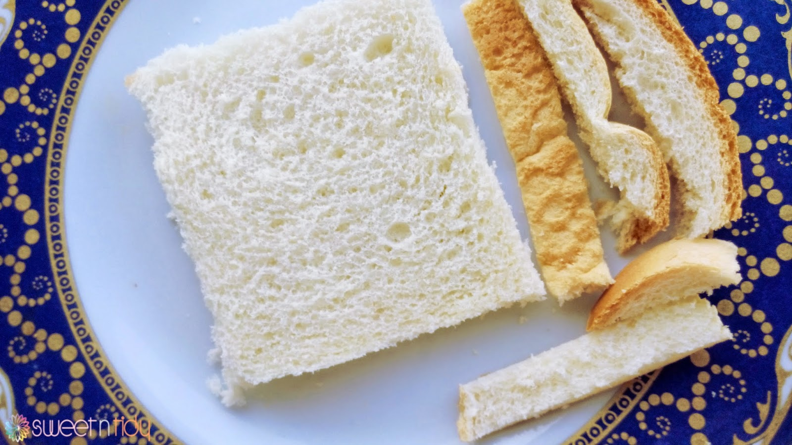 How to make candy toast