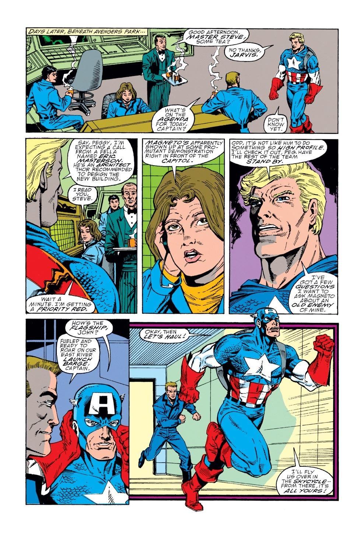 Captain America (1968) Issue #368 #301 - English 10