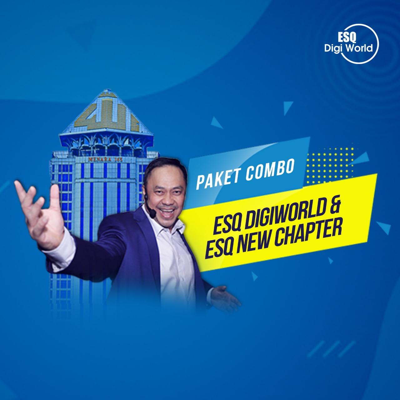 COMBO DIGI WORLD & ESQ NEW CHAPTER