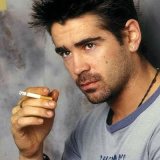colin farrell smoking
