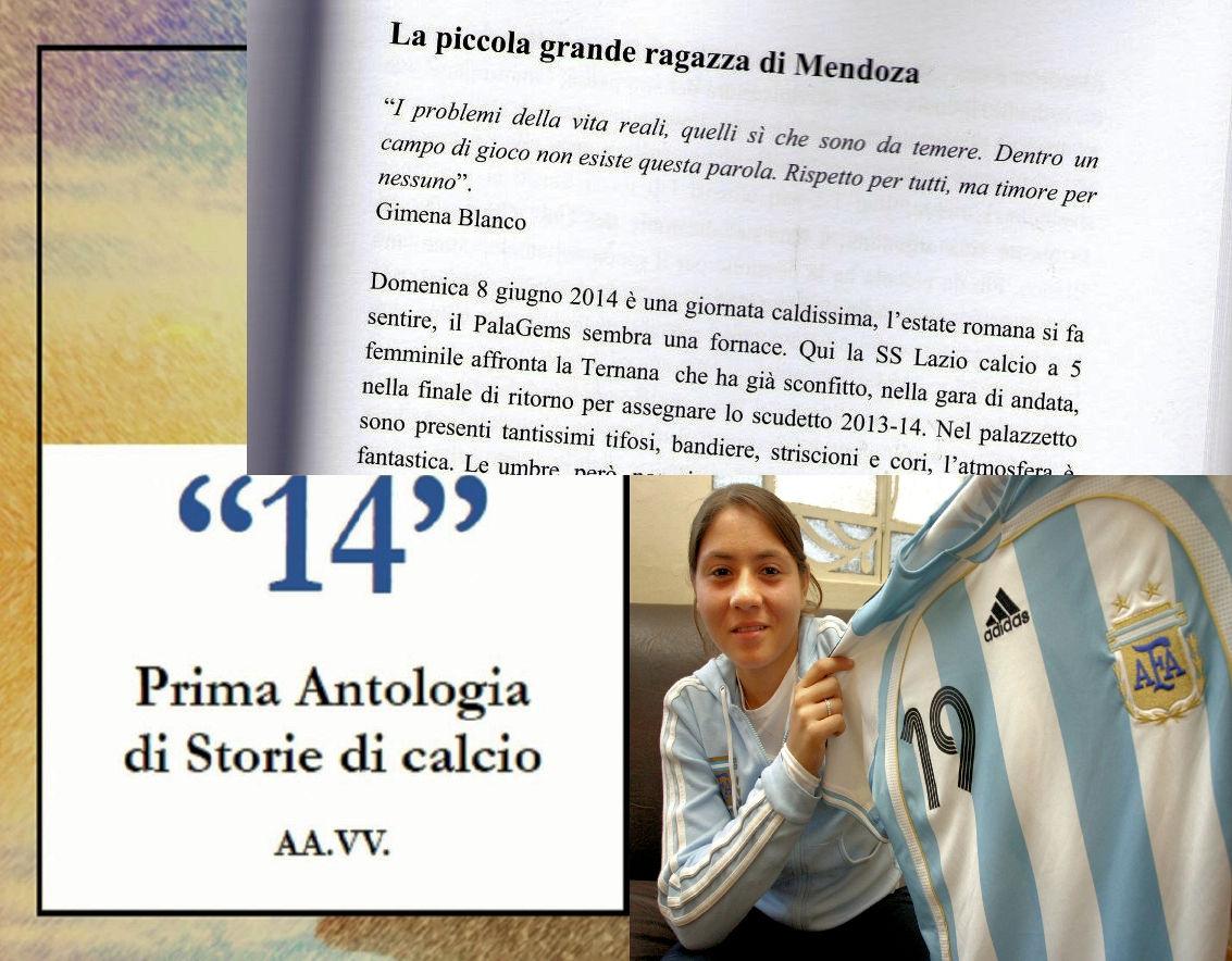 """""""14""""  - Gimena Blanco"""