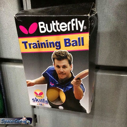 funny things balls picture