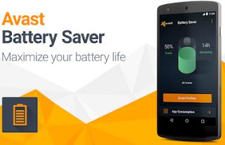 Avast Battery Saver - Aplikasi Penghemat Baterai Android