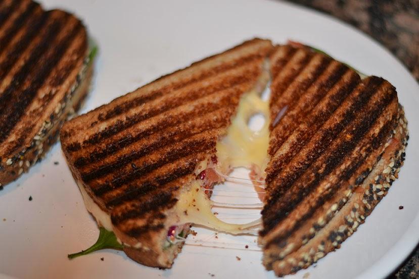 panini superbowl snacks - Cordier Events