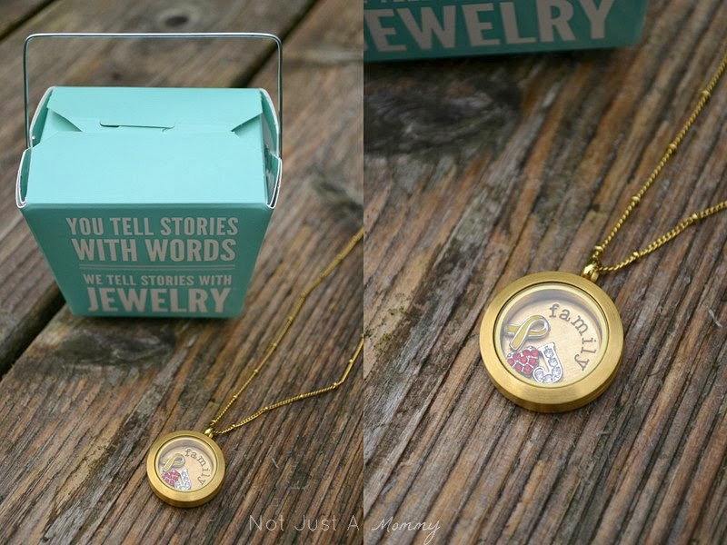 Origami Owl custom jewelry Living Locket giveaway