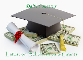 Grants and Scholarships for development of developing countries
