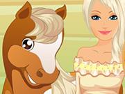 Barbie Ingrijeste Calul
