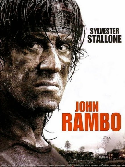 Rambo (2008) - The return of the reluctant hero - starring Sylvester Stallone, Julie Benz and Paul Schulze