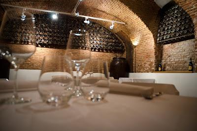 Cava- Restaurante El Apartamento - Madrid