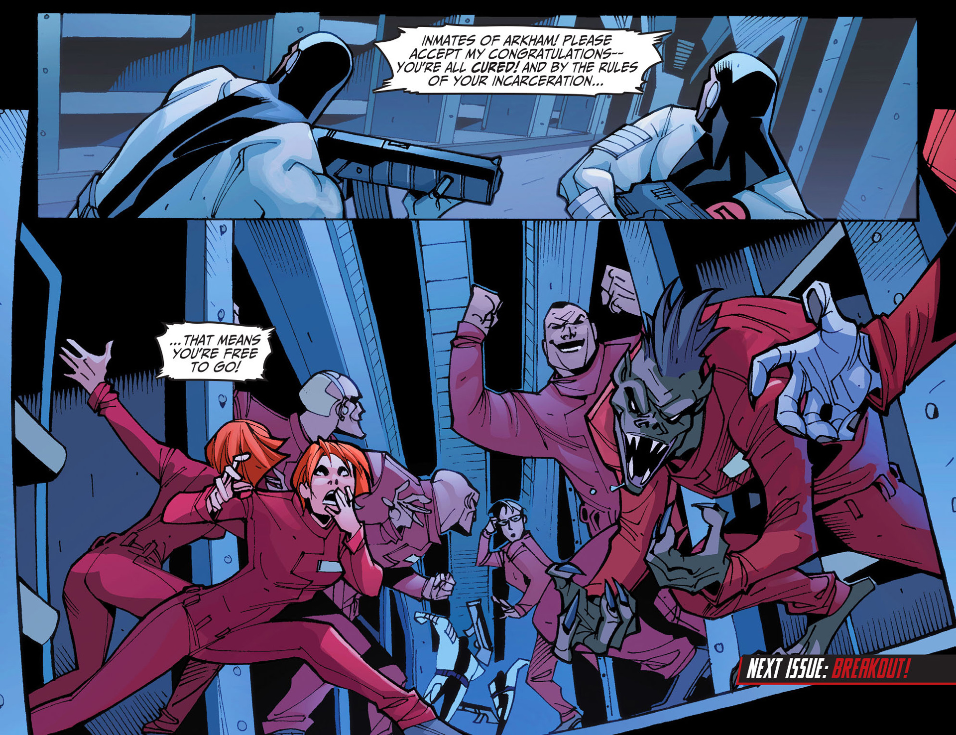 Batman Beyond 2.0 Issue #2 #2 - English 22
