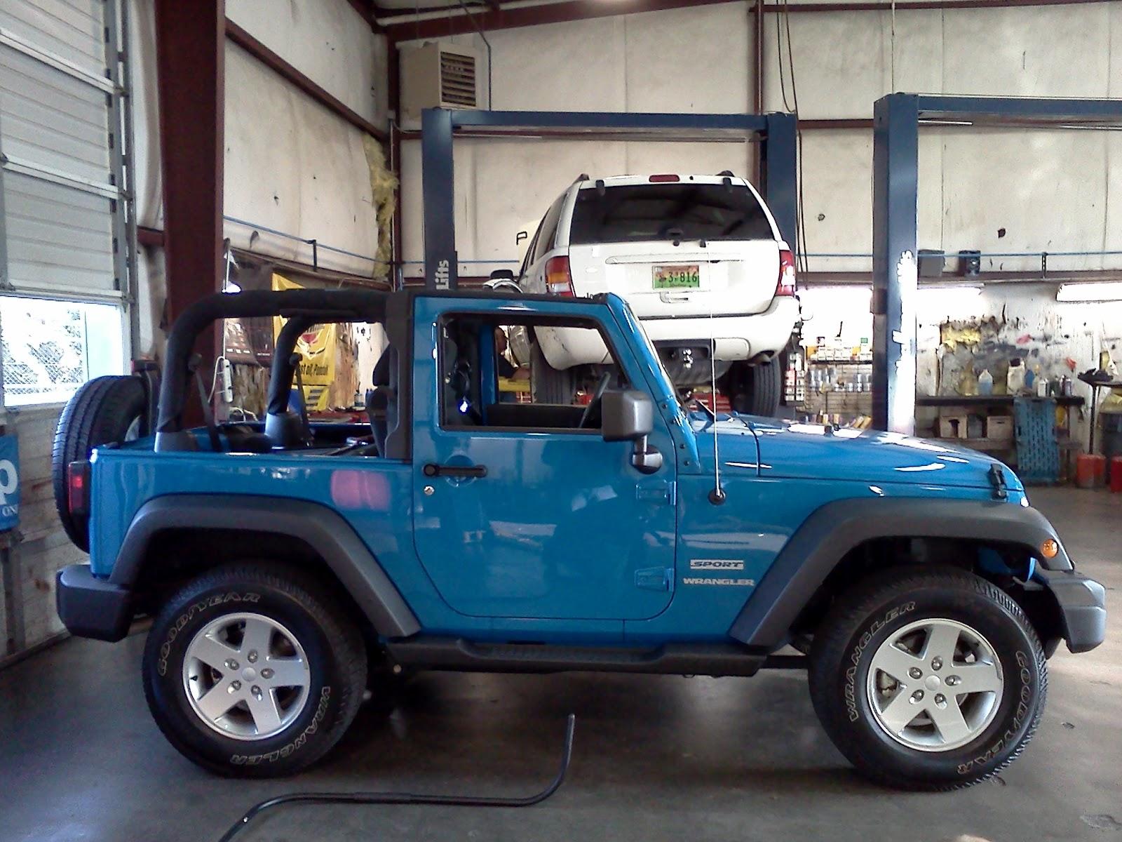 Just Jeeps More 2011 Jeep Wrangler 2 Door 1988 Hard Top