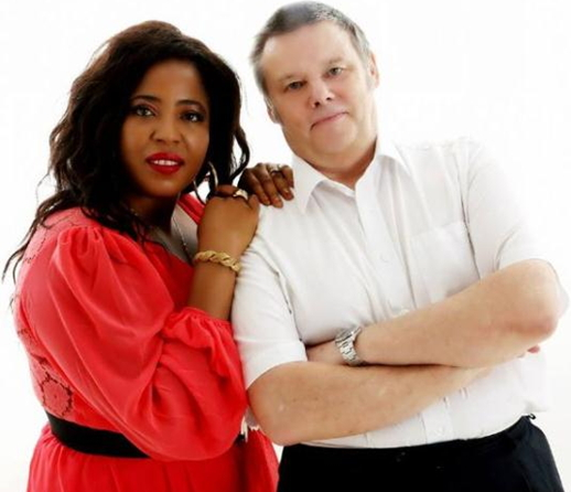 chioma toplis white husband