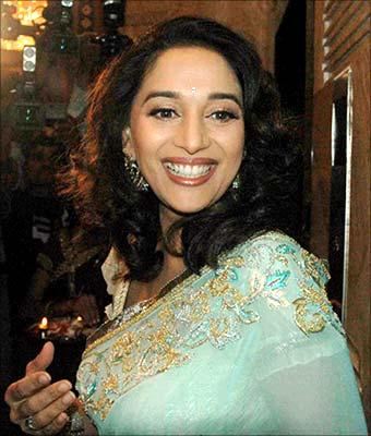 Madhuri Dixit Prefers Salman