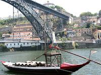 Barcos Rebelos Porto