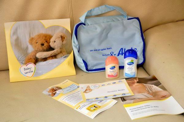 gratis baby geschenkpaket
