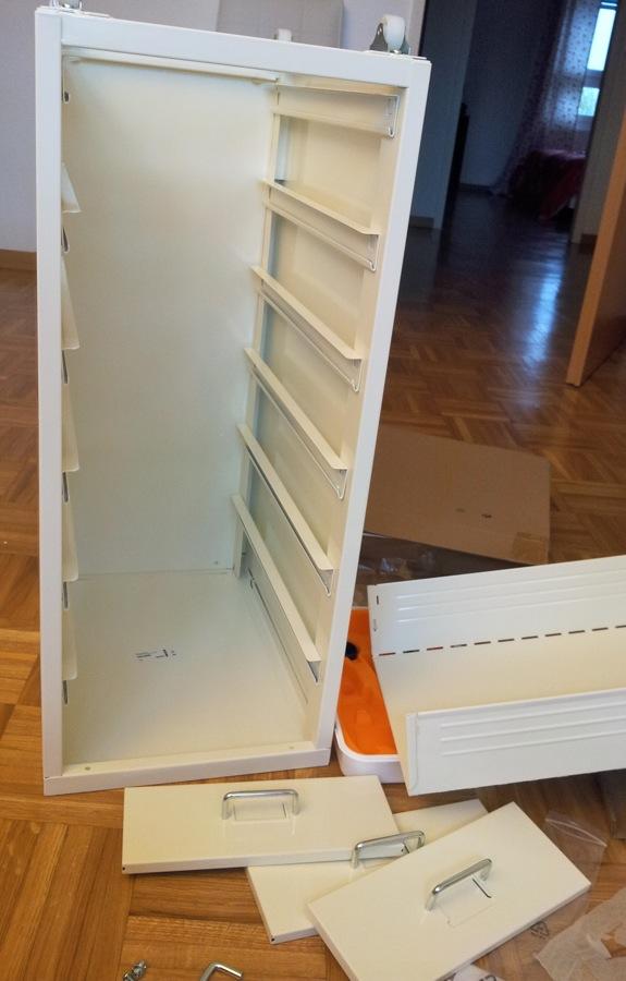 IKEA Helmer & Rouge Deluxe: IKEA Helmer