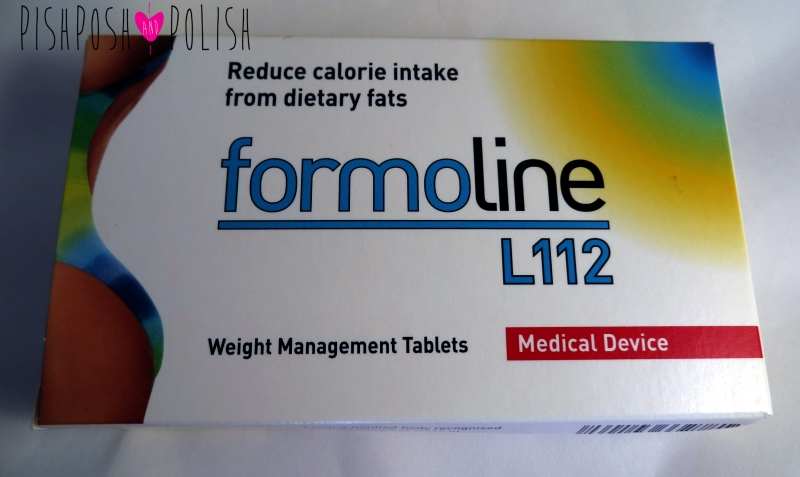Formoline L112 Weight Management Tablets Review Pishposh And Polish