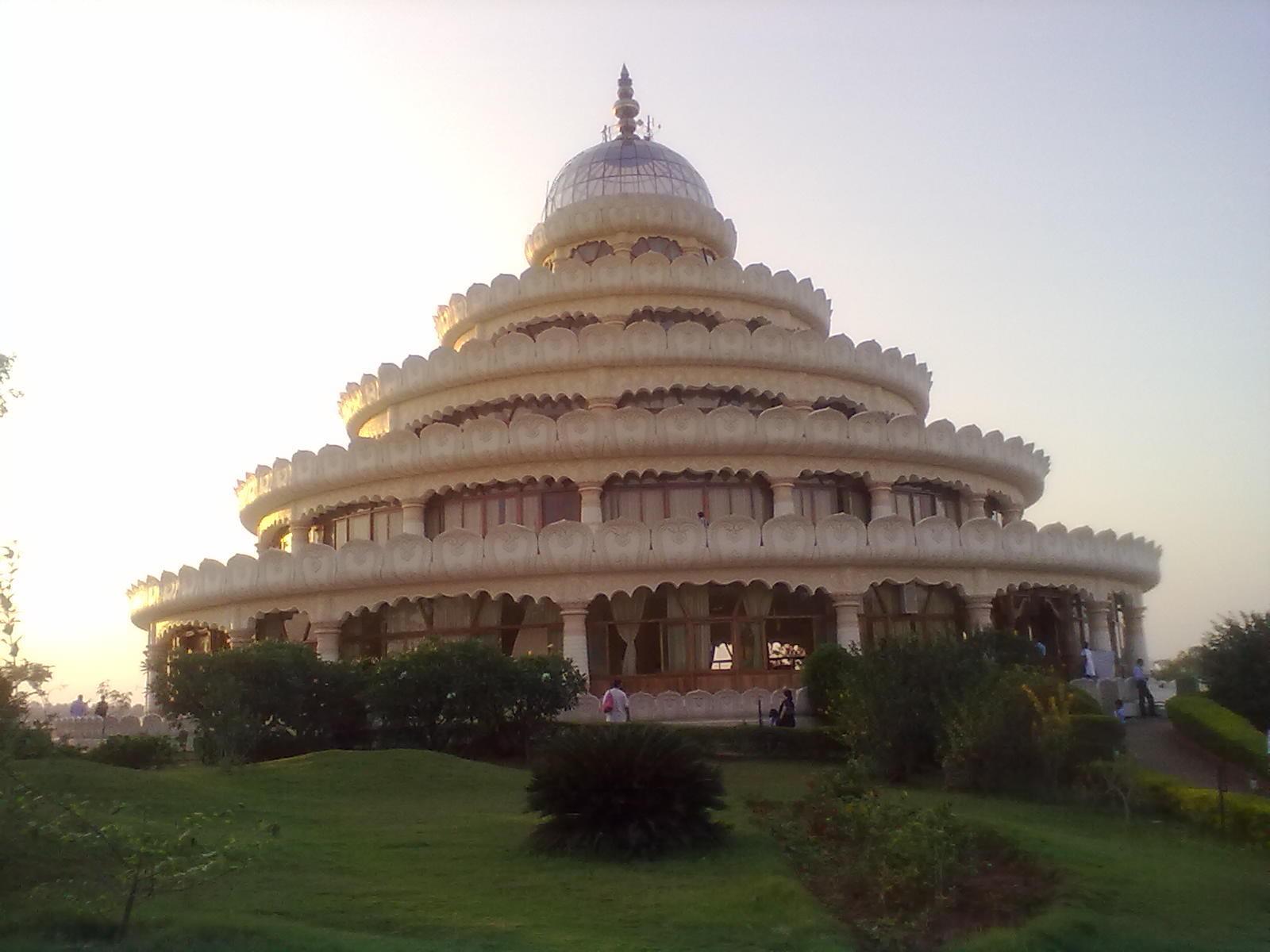 Vishalakshi Mantap: Vishalakshi Mantap  Art of Living