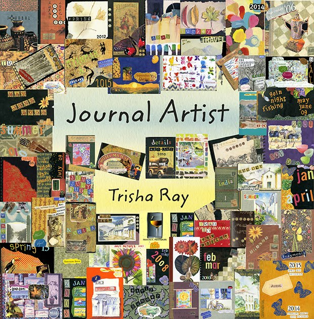 JOURNAL ARTIST - Visual Journal Art - Extreme!