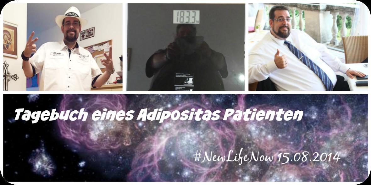 Tagebuch eines Adipositas Patienten