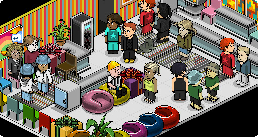 codigos do habbo. Habbo