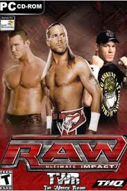 WWE RAW Ultimate impact 2012 Free Download Full Version For PC