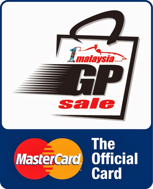 1Malaysia Grand Prix SALE Trekselebriti , Bandar Sunway Piramid