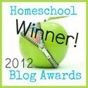 Best Teen Blog Award 2012