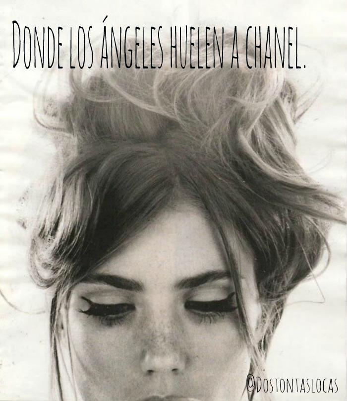 Donde los ángeles huelen a channel.