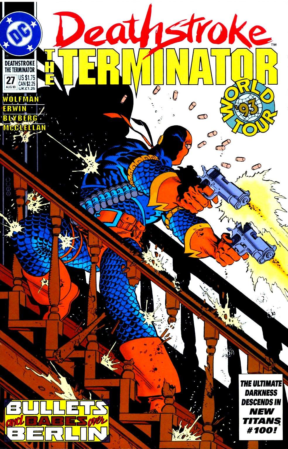 Deathstroke (1991) Issue #27 #32 - English 1