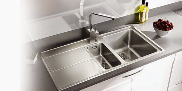 Dsi kitchen appliances lavaderos de cocina innovadores y for Planos de cocina lavadero