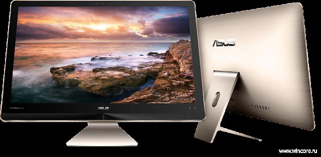 внешний вид моноблока ASUS Zen 240 Pro