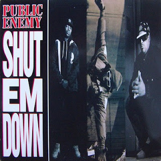 Public Enemy – Shut Em Down (1991) Flac