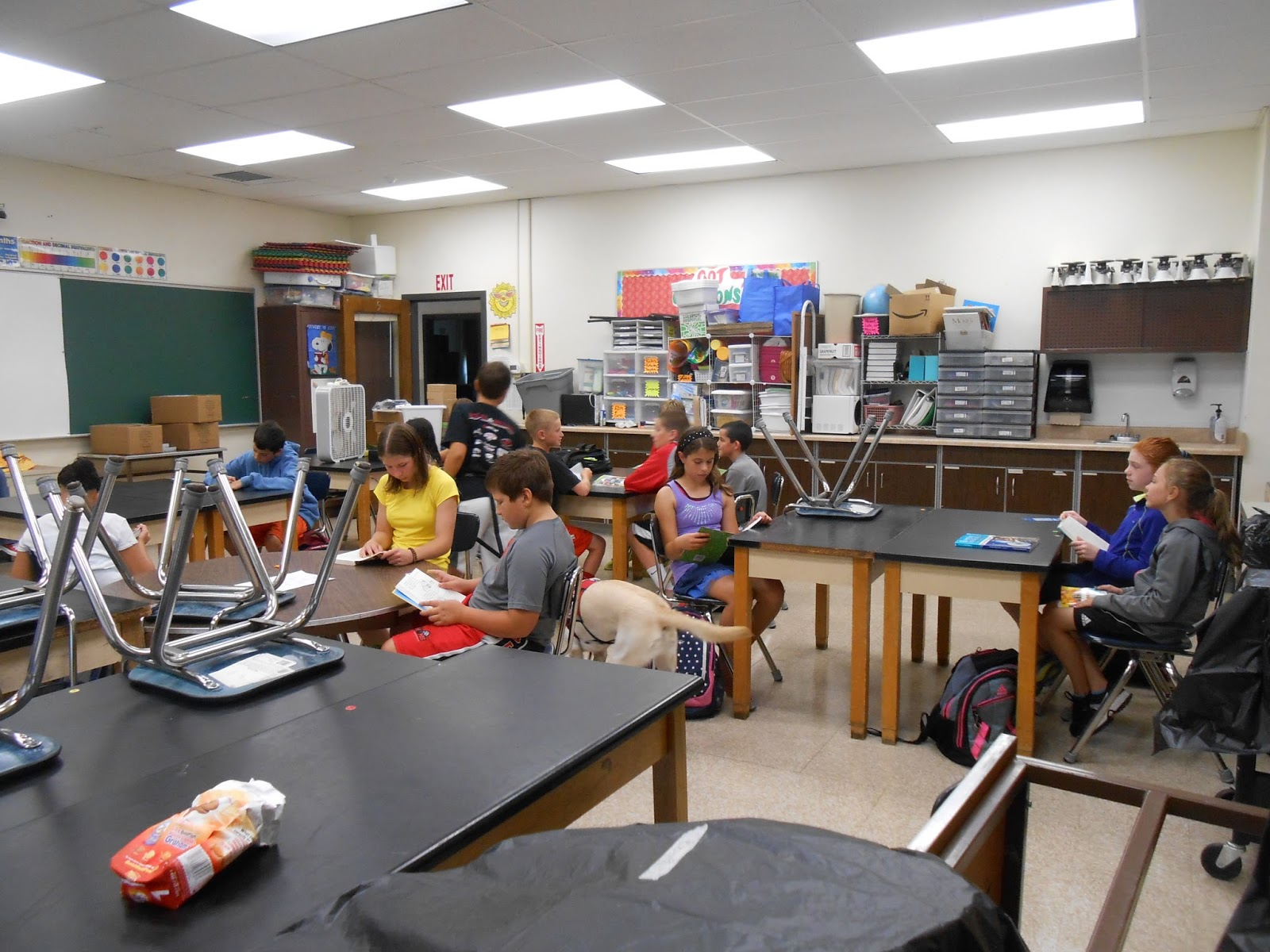 distractions in the classroom Our top 3 tips for managing distractions in the classroom student created guidelines at the start of the school year, begin by developing some class guidelines for behavior with devices.