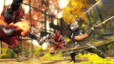 #14 Ninja Gaiden Sigma Wallpaper