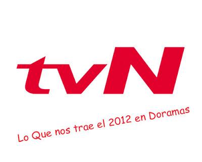TVN Doramas 2012
