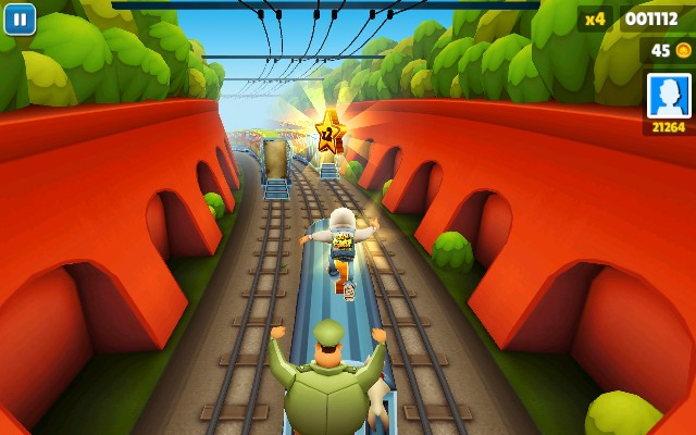 Full Subway Surfers PC Games