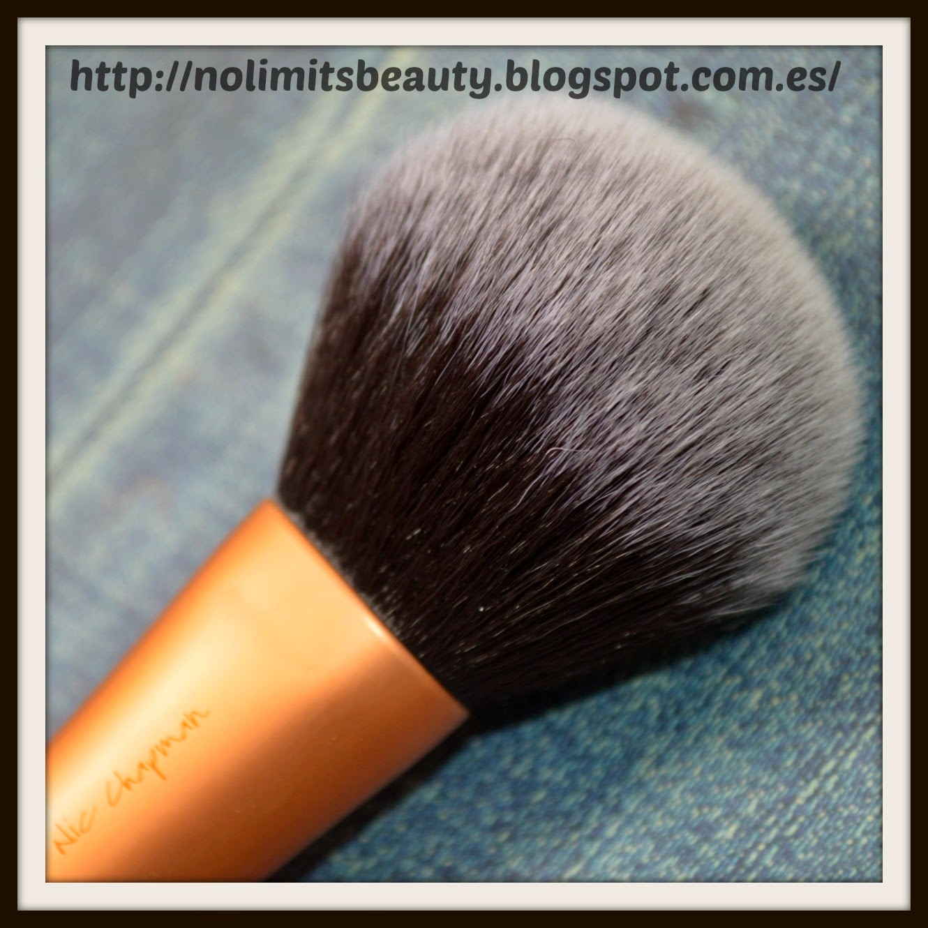 Real Techniques: Powder Brush (review)