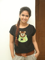 Avika Gor at CCM thank meet-cover-photo